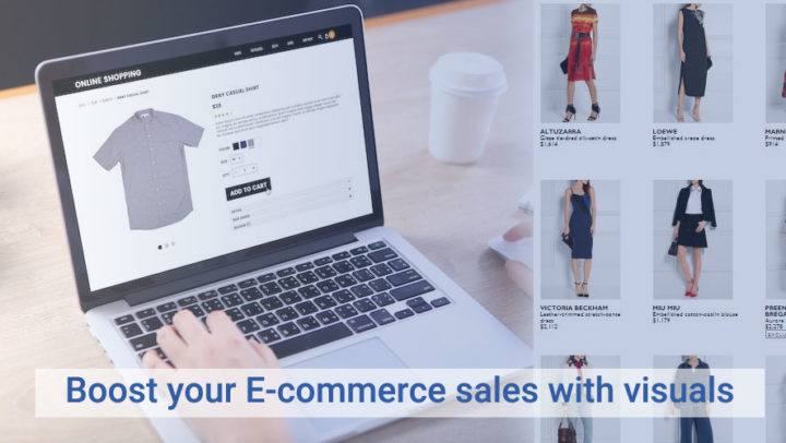 Boost your E-Commerce Sales with Visuals